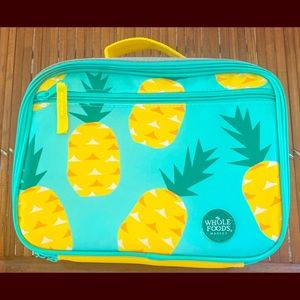 Brand New Whole Foods Pineapple Lunchbox 🍍